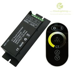 LED CCT Controller - DC 12v~24v 2-Channel 6A/Ch with RF Touch Panel -     LED CCT Controller, Input DC 12v~24v, Output 2 channels, 6A/Ch, with RF touch Panel, common anode,                                                              $25.99    Buy at KiwiLighting.com: LED CCT Controller – DC 12v~24v 2-Channel 6A/Ch with RF Touch Panel