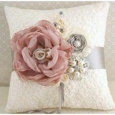 almohadon para anillos de bodas - Buscar con Google