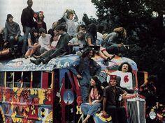 Woodstock, tres días de paz y música