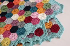 Colorful and playful, this pattern is design for a lap or smaller bed blanket. Weekender Blanket by Sandra Paul uses basic crocheting skills to create these cute hexagons and the join as you go technique to connect everything together. This lovely blanket pattern is a great chance for everyone to use their stash and to …