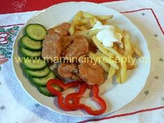 Křupavé pikantní rybí kousky Beef, Chicken, Food, Meat, Essen, Meals, Yemek, Eten, Steak