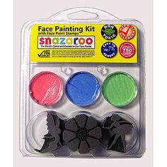 Fairy Face Painting Stamp Kit