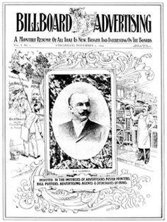 Billboard first issue 1894