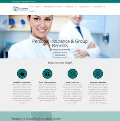 WordPress site gtconway.com uses the Divi wordpress website template