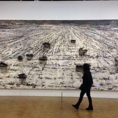 Anselm kiefer. Centre Pompidou