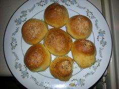 Cheese n meatball puffs ! Love them.