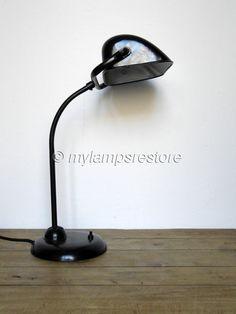 Kaiser Idell Lamp Mod. 6581 Design Christian Dell - Bauhaus