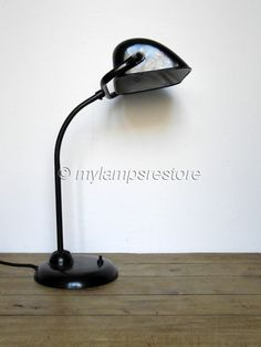 Kaiser Idell Lamp Mod. 6581 Design Christian Dell - Bauhaus