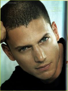 Wentworth Miller. Love this young man.