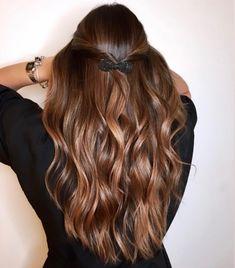 Balayage Color, Hair Inspiration, Fashion Beauty, Hair Color, Long Hair Styles, Beautiful, Wattpad, Hairstyles, Outfits