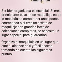 #tips #labiales #pestañina #delineador #rubor #uñas Eye Liner, Make Up Organiser, Blush, Artistic Make Up, Makeup Lips