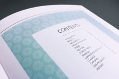 Champneys brochure design @satcreative