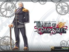 Trails Of Cold Steel, The Legend Of Heroes, Darth Vader, Anime, Fictional Characters, Image, Anime Shows, Fantasy Characters