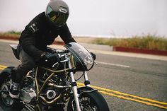 In his shop in downtown Los Angeles, Max Hazan works harder than your average prisoner of war. And his efforts show - he routinely fabricates some of the cleanest, most distinctive builds you're ever likely to see. This time around he's outdone himself with a turbocharged 1978 Ducati 860GT, a bike that got really interesting a few weeks into the build when he received a call from his...