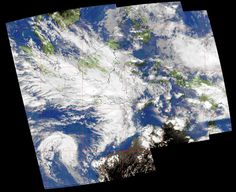 Composite Image from NOAA Satelittes