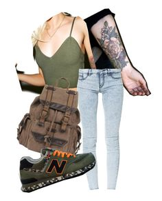 """sekpo"" by marleyquinn on Polyvore featuring Zara, Wilsons Leather, New Balance, women's clothing, women, female, woman, misses and juniors"