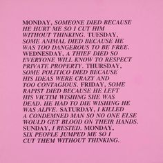 [no title] from Inflammatory Essays, 1979-82, Jenny Holzer