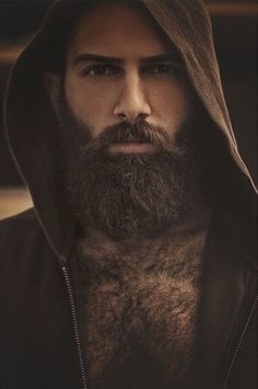 Super Hairy, Bald, and sexy men. Scruffy Men, Hairy Men, Bearded Men, Men Beard, Great Beards, Awesome Beards, Beard Styles For Men, Hair And Beard Styles, Model Tips