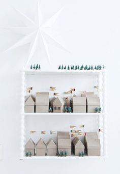 Six stylish advent calendar ideas   These Four Walls blog