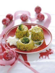 Muffin di riso con broccoletti e seitan affumicato - Tutte le ricette dalla A alla Z - Cucina Naturale - Ricette, Menu, Diete