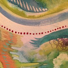 #yasutomo #watercolor experiments
