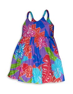 Hawaii Aloha Hibiscus Baby Rompers One Piece Jumpsuits Summer Outfits Clothes Pink