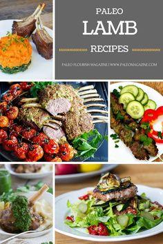 Paleo Lamb Recipes #paleo #lamb #recipes…