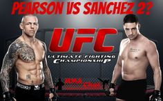 Pearson vs Sanchez 2? -  By: Antonio Cooper @AntonioCooper88 June 9, 2014  Ross Pearson vs. Diego Sanchez 2 could very well happen and potentially as a five round fight in the near future according to Sanchez and Pearson themselves.  #PearsonVsSanchez2 #UFC #MMAChat #RossVsDiego