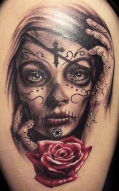 Tattoo Luba Goldina