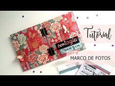 Tutorial Marco de fotos... Contagia Magia - YouTube