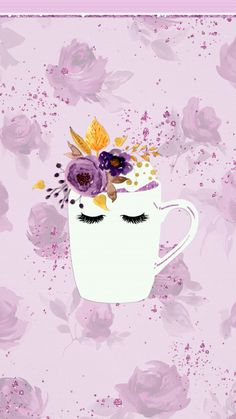 ❄WALLPAPERS❄ — Sweet purple wallpapers.