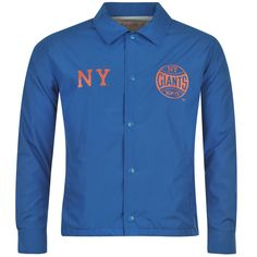 Masjestic | Majestic New York Coach Jacket Mens | Mens Jackets and Coats
