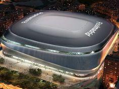 Presente e futuro: veja como vão ficar os estádios de grandes europeus