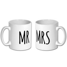 Mr. and Mrs. Moo Pillowcases couples