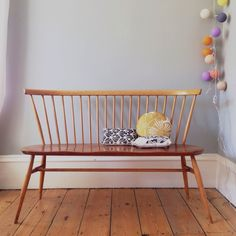 Ercol vintage Loveseat | Tea and Kate