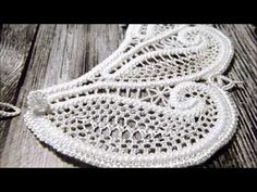 Russian Crochet, Irish Crochet, Freeform Crochet, Crochet Lace, Romanian Lace, Point Lace, Crochet Videos, Antique Lace, Tatting