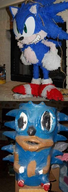 Nailed It Sonic