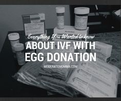 The Skinny on Donor Egg IVF. Infertility, IVF, Egg Donation, Family Building,