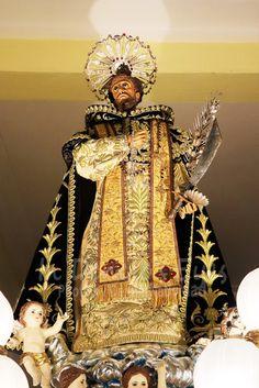 Francis de Capillas Feast of Our Lady of the Most Holy Rosary - La Naval de Manila Sto. San Francisco, Holy Rosary, St Francis, Our Lady, Manila, Holi, Samurai, Captain Hat, Saints