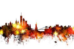 Image result for michael tompsett skyline