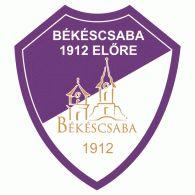 Logo of Békéscsaba 1912 Előre Vector Format, Hungary, Logos, Logo