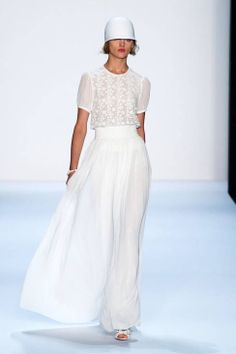 Badgley Mischka Spring 2014 Ready-to-Wear Collection
