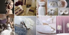 Chic wedding themes by darlingclothes.com