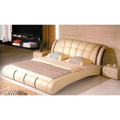 3pc Contemporary Modern Queen Bedroom Set #AM-B6087-Q: Amazon.com: Home & Kitchen