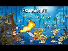 Swamp Attack [Android] - Descargar Juegos pc