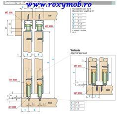 Sistem de glisare Sisco Diagram, Floor Plans, Italia, Floor Plan Drawing, House Floor Plans