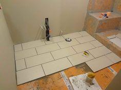 How To Tile A Bathroom Shower Floor ~ Http://lanewstalk.com/how To Tile A  Bathroom Floor With Relative Ease/ | Bathroom Floor With Relative Ease |  Pinterest