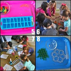 Have a Science Play Date with your toddler or preschooler and their friends!