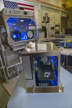 International Space Station's 3-D Printer | NASA