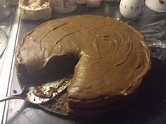 """Chocolatissimo kake  fra """"det søte livet"""""""